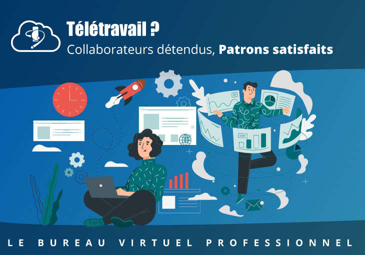 Bureau virtuel du groupe CIOA