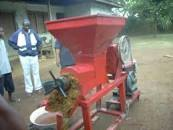 agricultural and agrifood machine