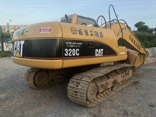 Pelle Caterpillar 320C d'occasion