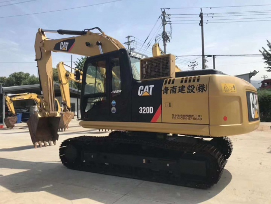 Pelle Caterpillar 320D occasion11